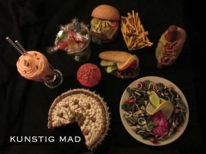 kunstig mad